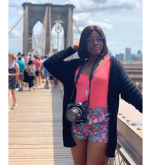 #BBNaija's Alex Perfoms her first Production at New York Fills Academy