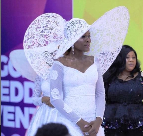 Bbnaija's Alex Unusual Breaks The Internet With Breathe-taking Bridal Photos