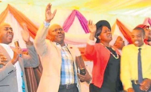 Popular Pastor, Zabulon Buthelezi impregnates Zion Christian Church leader's wife