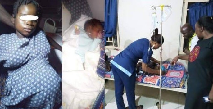 Police Arrest Man Who Impregnated 10-Year-Old Girl After She Gave Birth In Benue
