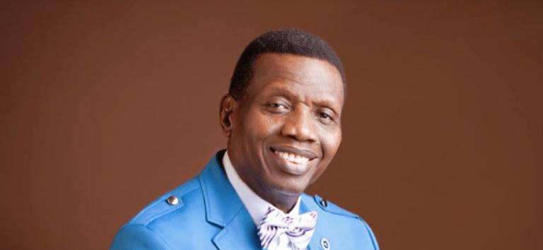 """Why I Don't Reply My Enemies"" – Pastor Adeboye"