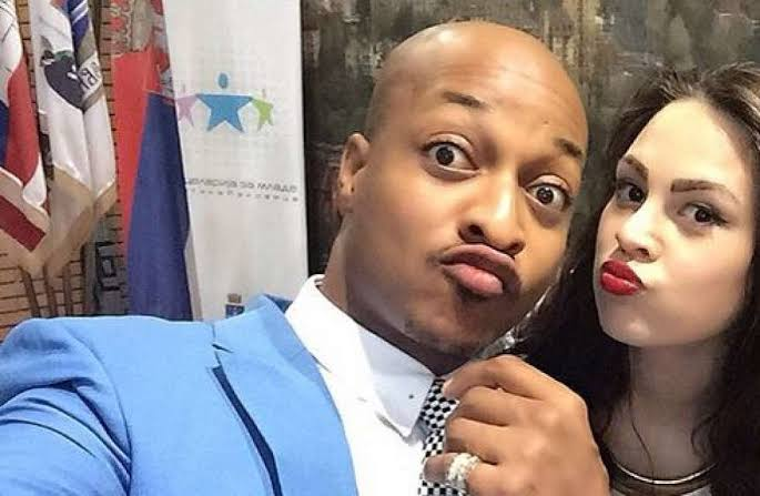 IK Ogbonna's Ex-Wife, Sonia Morales Publicly Disowns Him, Says They Are Divorced For Good