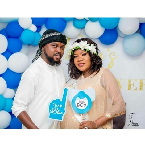Toyin Abraham Is Engaged, Not Married Yet – Manager
