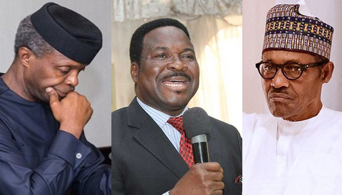 "Image result for ""Fight Cabals Like A Man With Manhood Or Resign Honourably""- Activist, Ozekhome Tells Osibanjo"