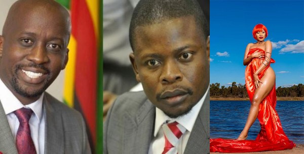Zimbabwe's Former Minister Accuses Prophet Bushiri Of Impregnating His Wife, Shares Proof (Screenshots)