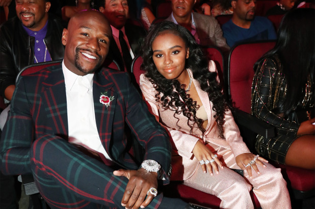 Floyd Mayweather's Daughter Arrested For Stabbing Woman