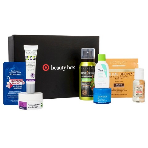 Box alert! May Target Beauty Box on Sale Right Now!