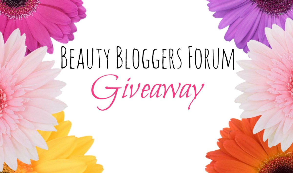 Last Chance to Enter Our 1st Beauty Bloggers Forum Giveaway for a Free Target Beauty Box!