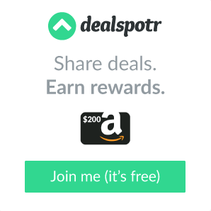 Dealspotr-Deal-Sharing-Site-Earn-Rewards