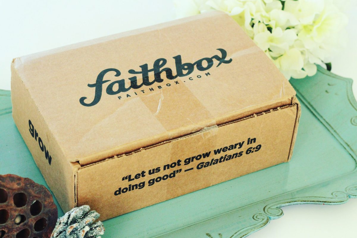 Faithbox Review & Unboxing!