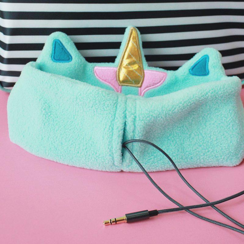 CozyPhones Unicorn Headphones Review