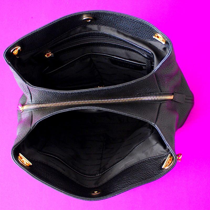37af948521 Michael Kors Jet Set Shoulder Bag Review   Unboxing – Miss Pettigrew ...