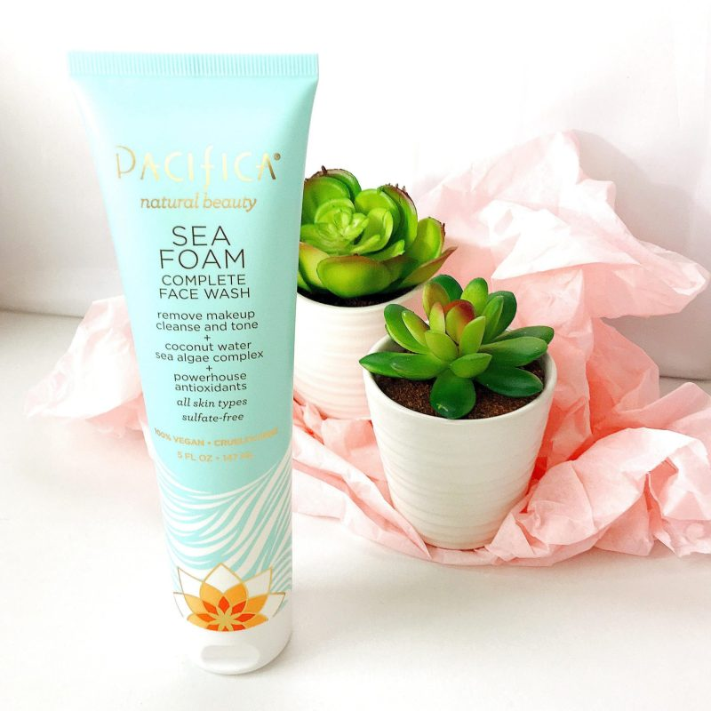 Pacifica-Sea-Foam-Complete-Face-Wash-Review