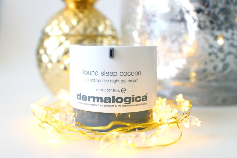 dermalogica sound sleep cocoon review
