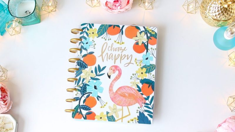 Hand Drawn Whimsy Happy Planner