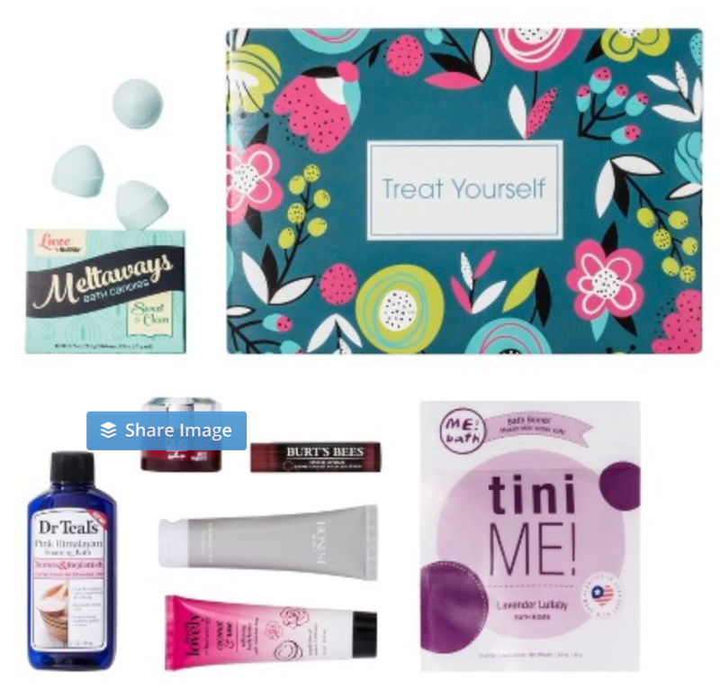 Target Beauty Box May 2018 Treat Yourself