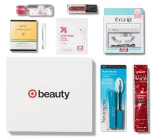 Target Beauty Box June 2018