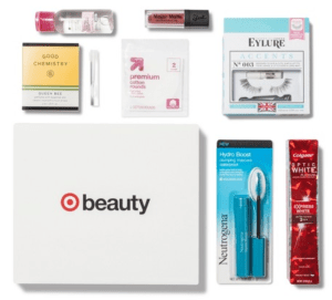 Target Beauty Box June 2018