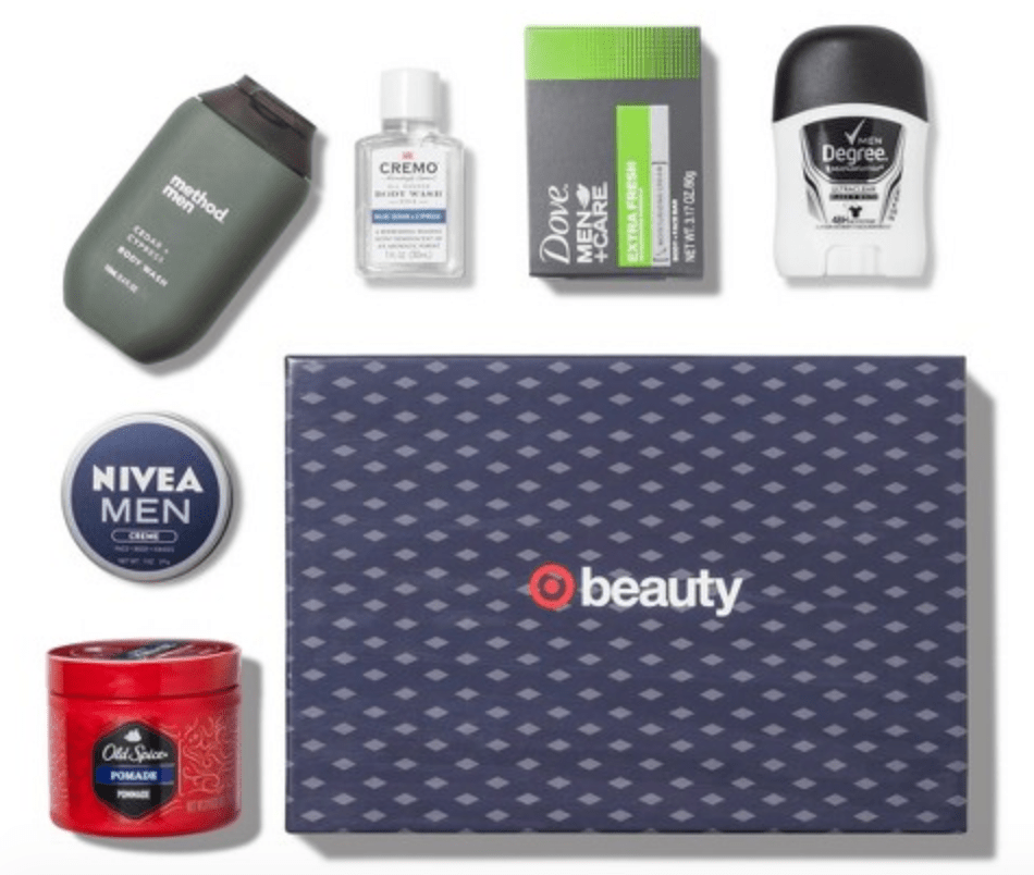 Target Beauty Box June 2018 Alert! (Plus Father's Day Men's Box!)