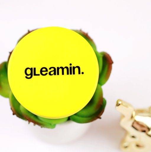 gleamin skincare review