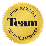 John Maxwell Team Certified Member Seal