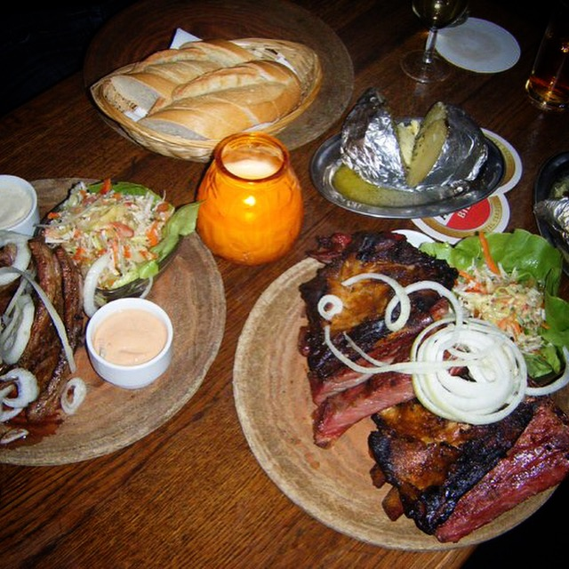 World Famous Grilled Ribs in Amsterdam