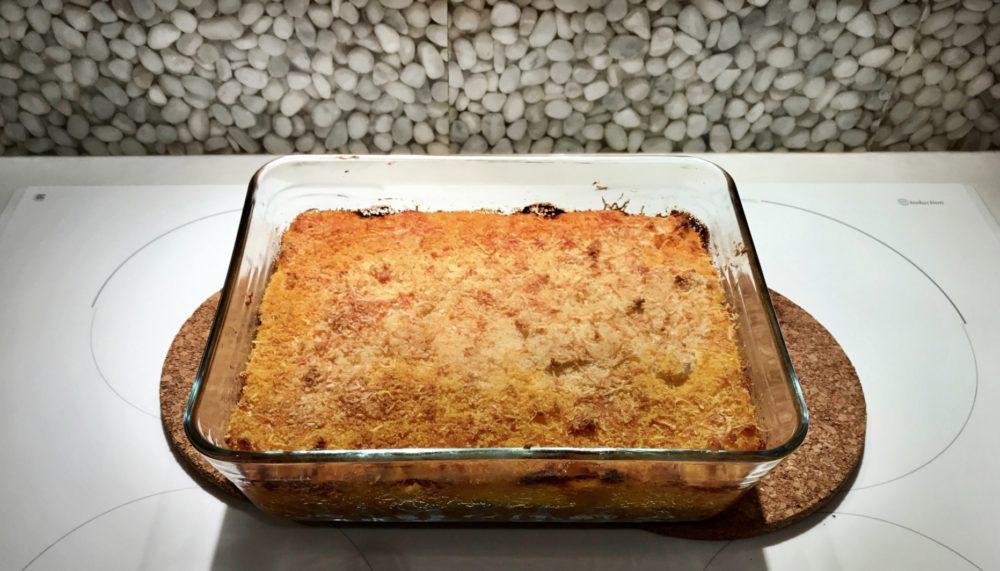 Recipe: Greek Shepherd's Pie