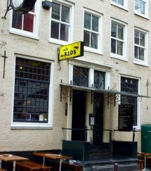 Cafe de Klos Kerkstraat Amsterdam