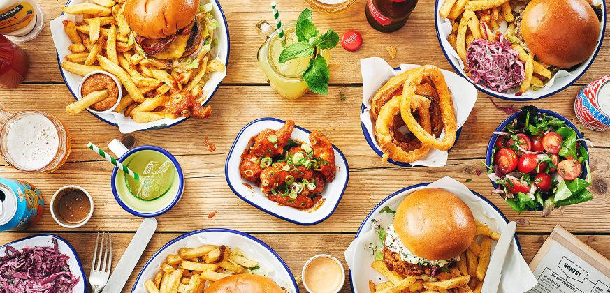 London: Top Five Burgers
