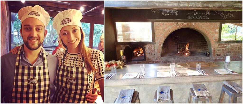 Mendoza Cooking Class