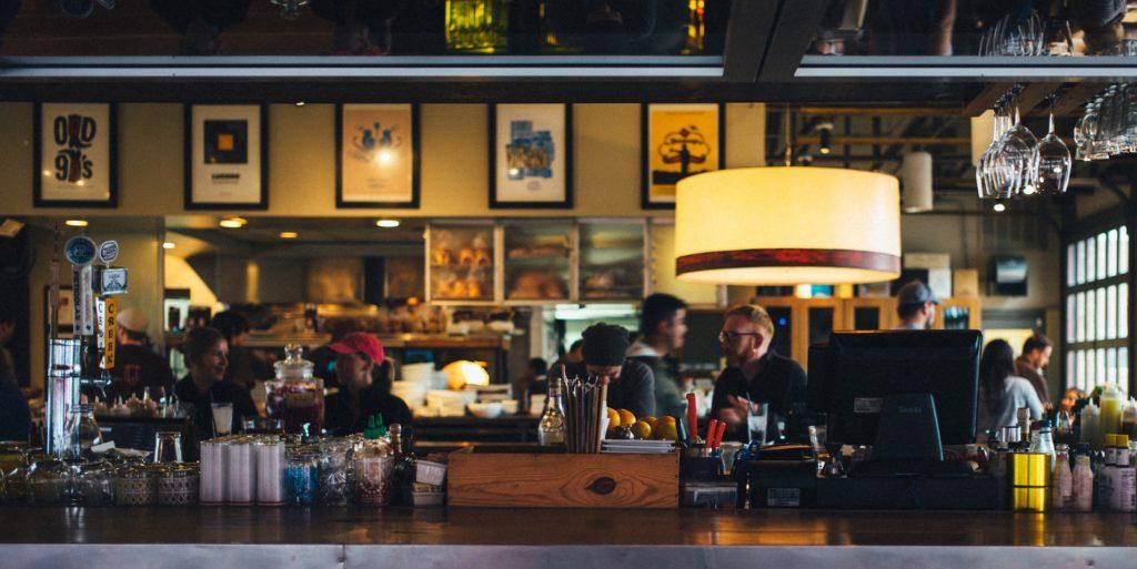 Bar Restaurant Friday Nights in London