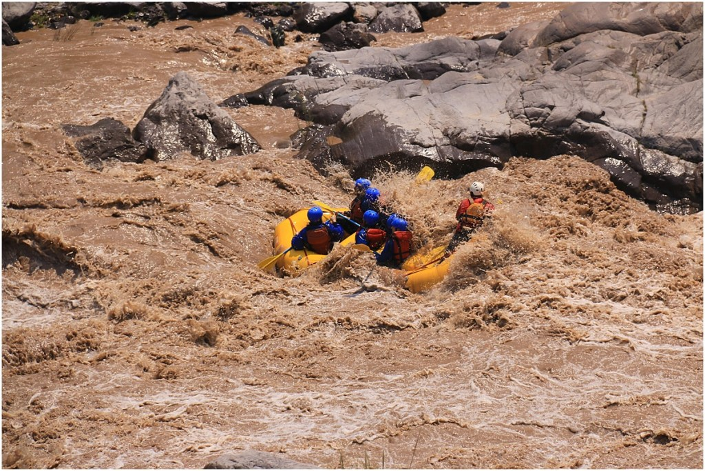 Argentina Rafting River