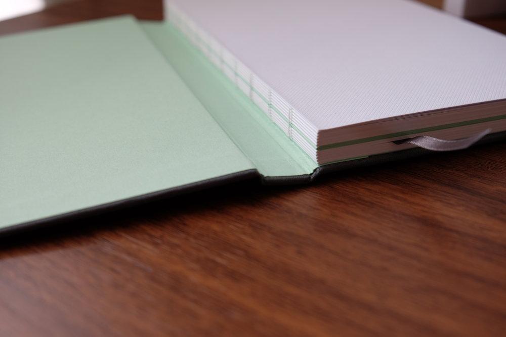 Moo Notebook Bind