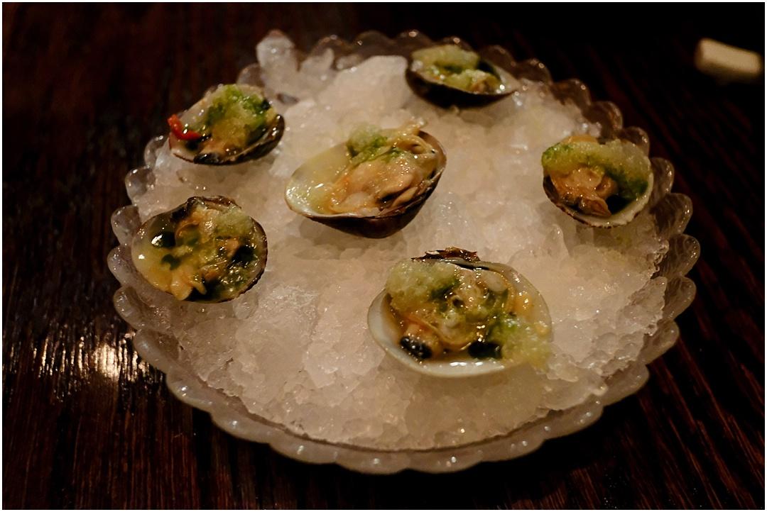 Xu London clams
