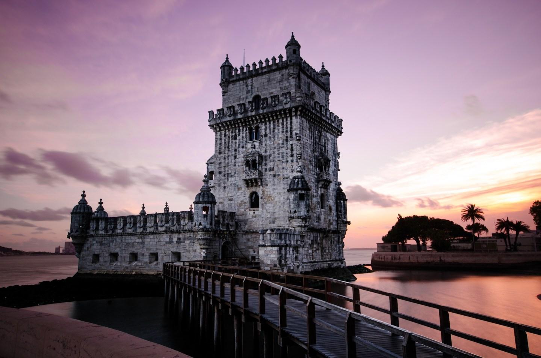Lisbon Portugal Belem Tower