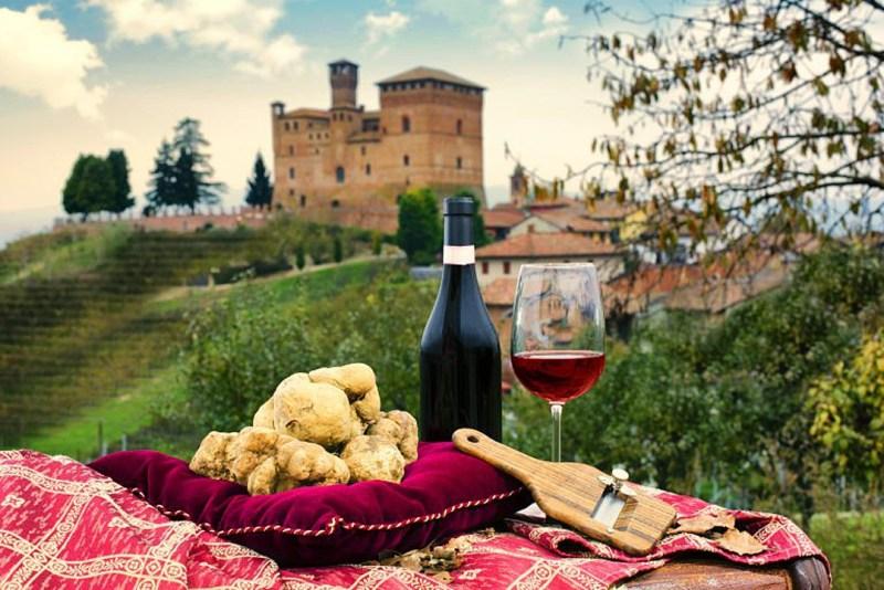 Alba truffle of Piedmont