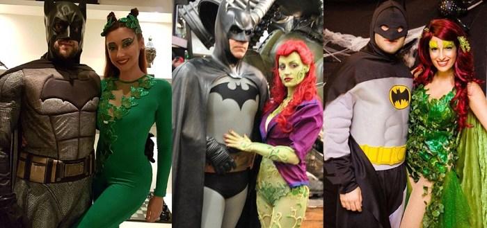 Poison Ivy Batman Halloween Costume