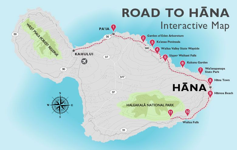 The road to Hana maui - Road or destination? Guest Post by Lara Olivia Miss Portmanteau? Club Elsewhere - The World's Travel Diary edited by Rosie Bell
