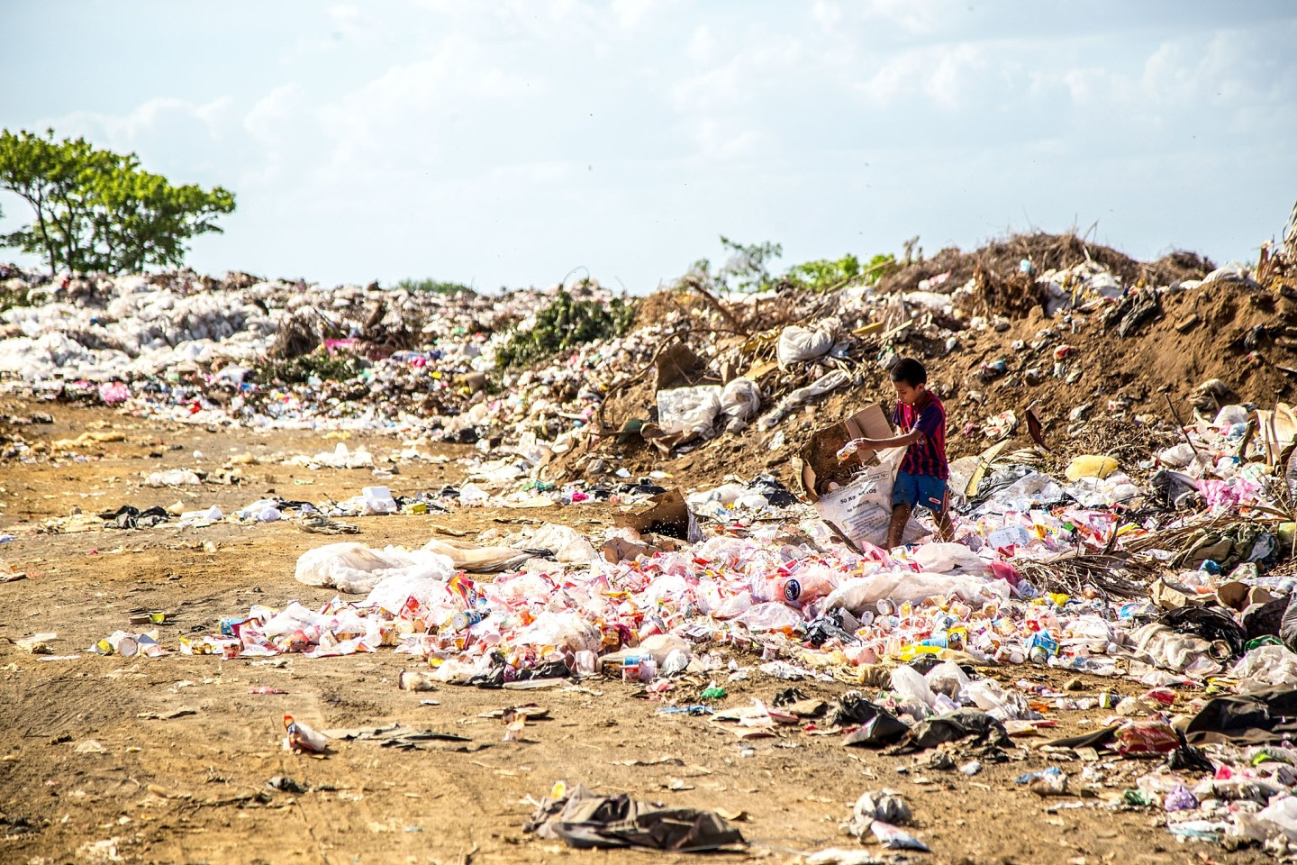 Plastic: Out of Sight, Out of Mind?