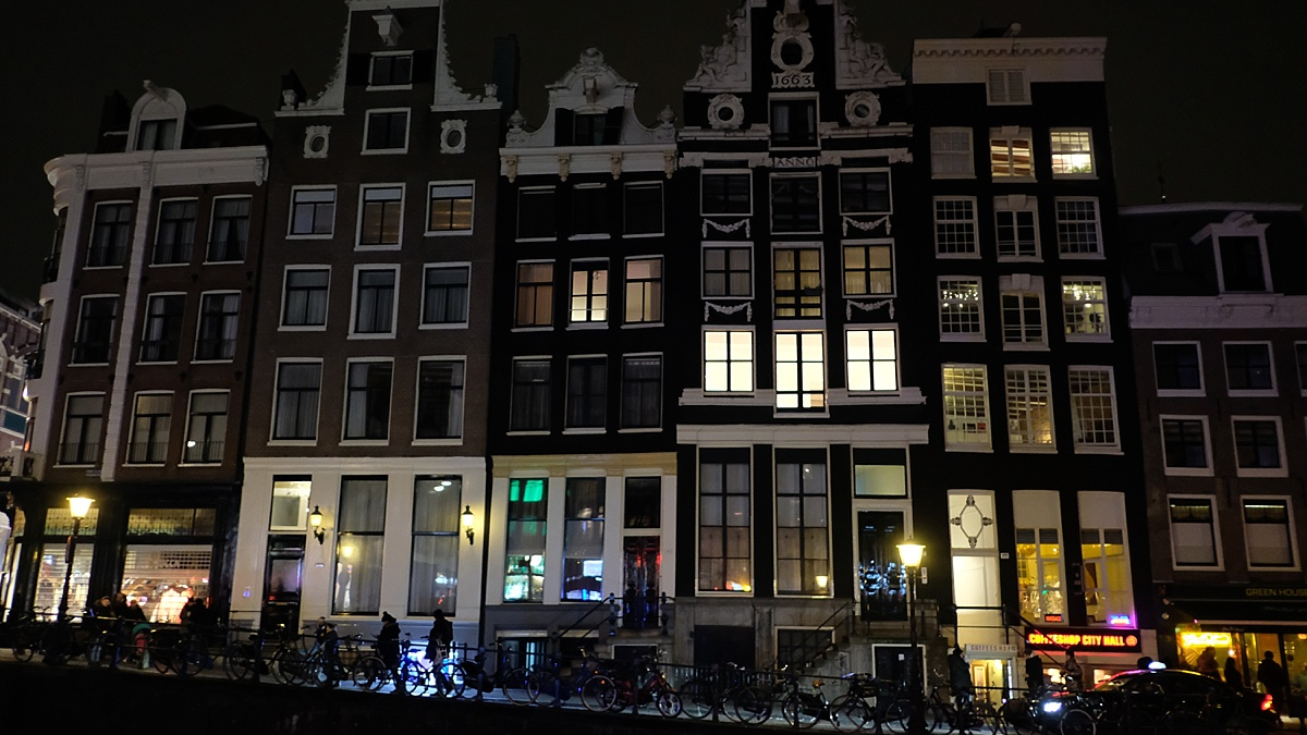 Amsterdam Weekend Guide at Night