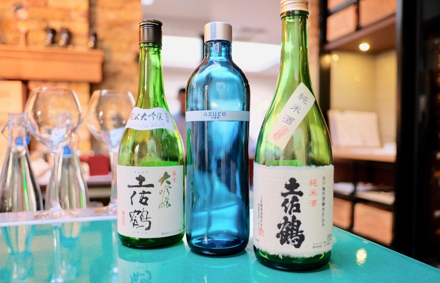 An Introduction to Sake at Yashin Brewer's Club