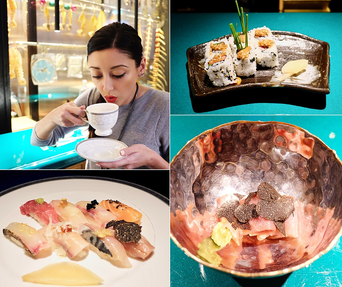 Yashin Ocean House Sushi