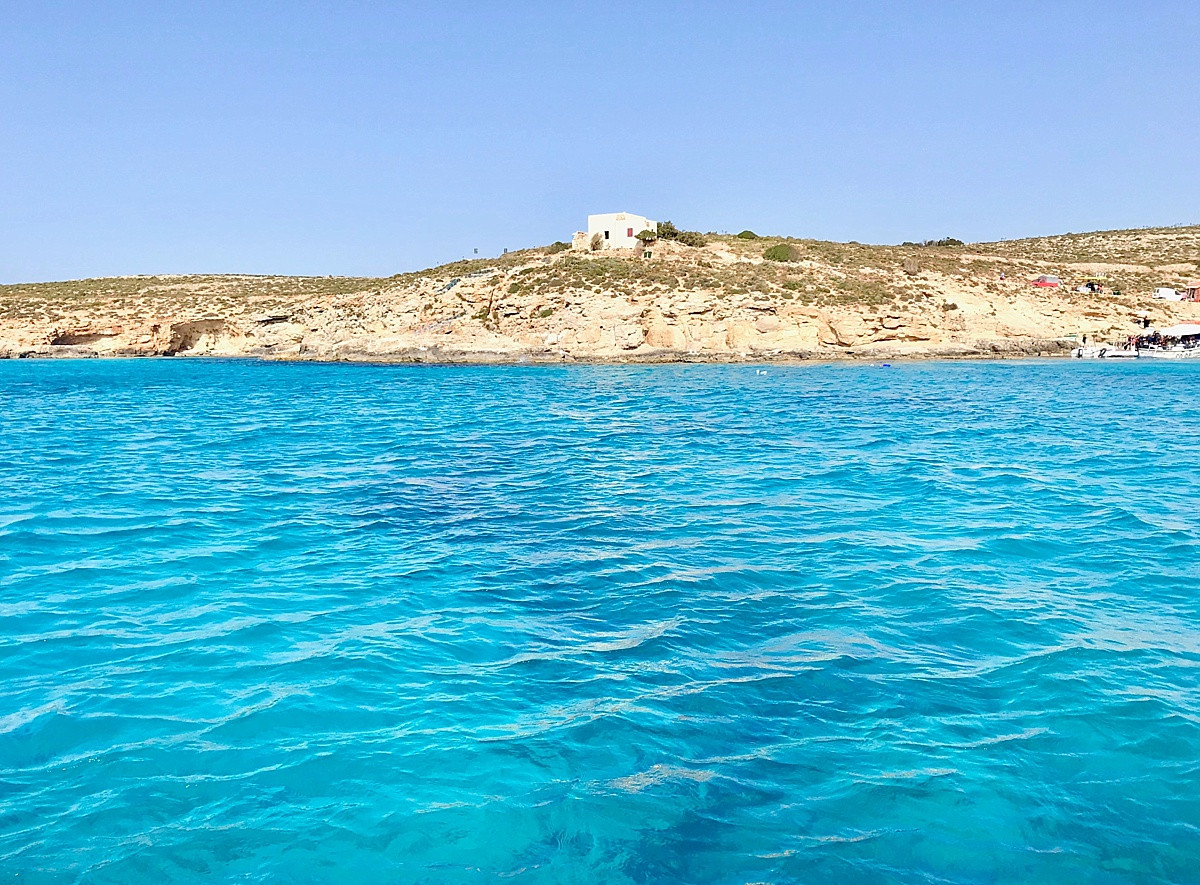 Comino Sea Colour