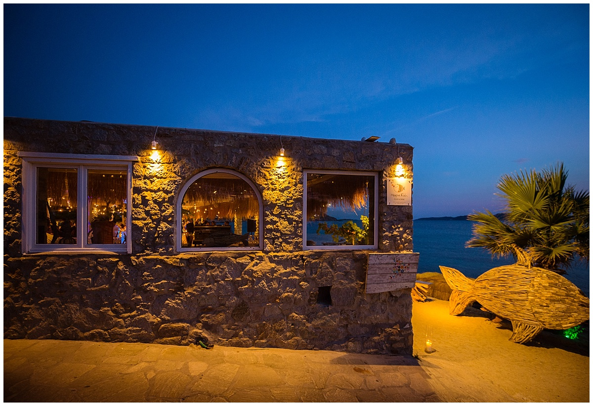 Hippie Fish Beach Restaurant