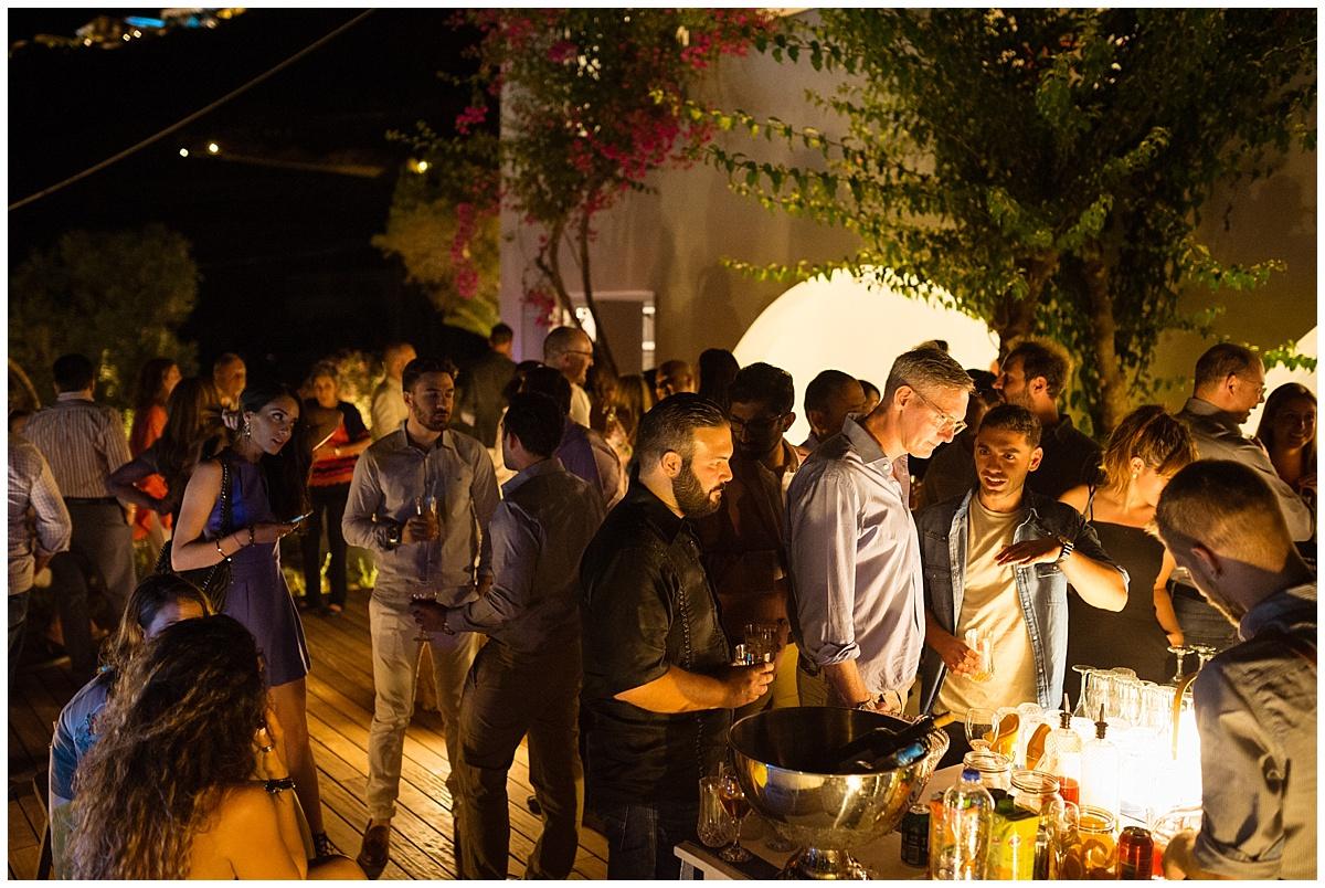 Bougain Villa Party