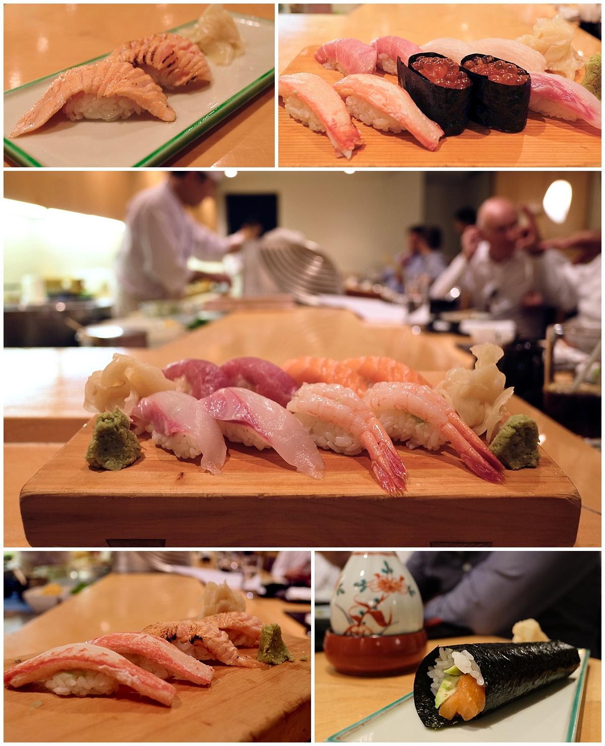 Sushi Nigiri Kiku