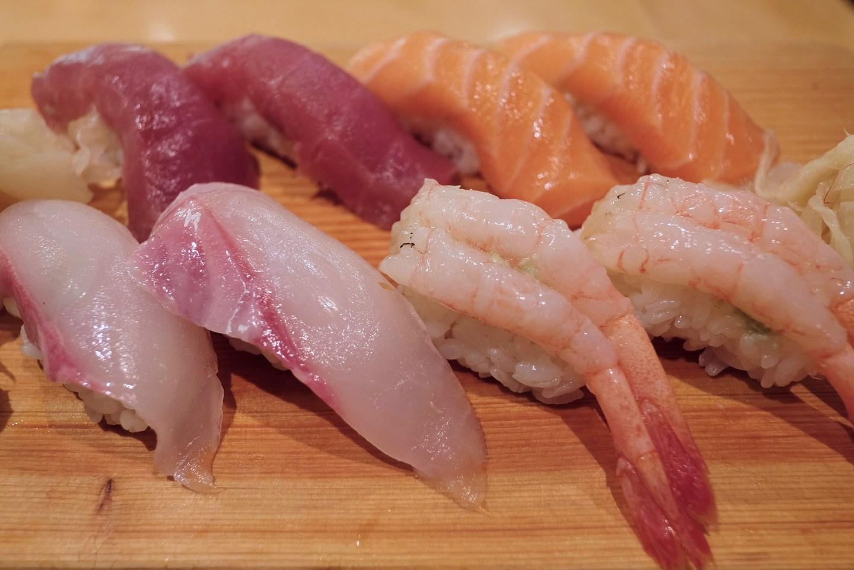 Kiku: The Best Traditional Japanese Sushi in London?