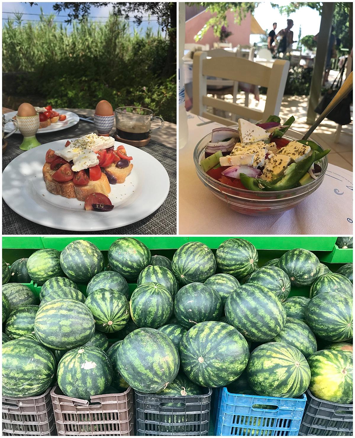 Fresh Food in Kefalonia