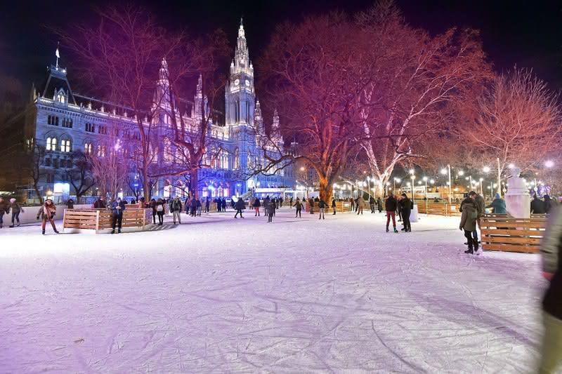 Vienna Christmas World
