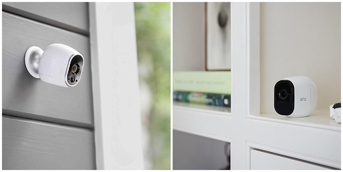 Arlo Home Security Cameras